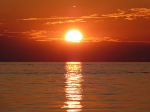 put-in sunset1 sm